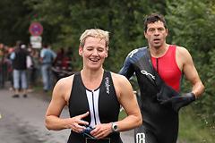 24. Sassenberger Triathlon - Swim